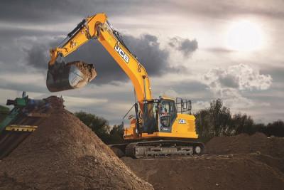 New JCB 220X Excavator