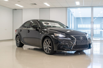 2016 Lexus Is GSE31R 350 F Sport Sedan