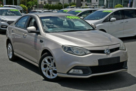 MG MG6 Magnette S IP2X