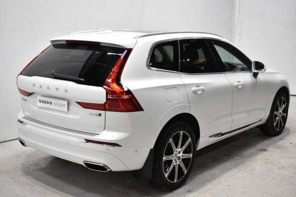 2019 Volvo XC60 (No Series) MY19 D4 Inscription Suv Image 4