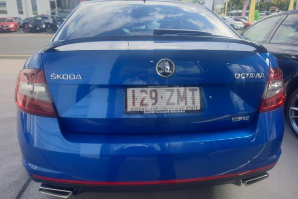 2019 MY0  Skoda Octavia NE RS 245 Sedan Sedan Image 4