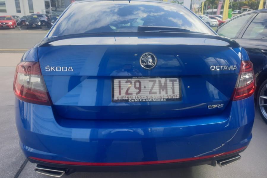 2019 MY0  Skoda Octavia NE RS 245 Sedan Sedan