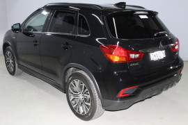 2017 MY18 Mitsubishi ASX XC XLS AWD Sedan