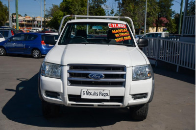 2007 Ford Ranger PJ XL Cab chassis Image 3