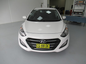 2016 Hyundai I30 GD4 SERIES II MY17 ACTIVE Hatchback Image 3