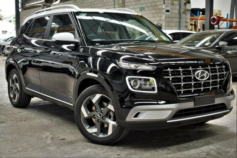 2021 Hyundai Venue Base Elite Wagon