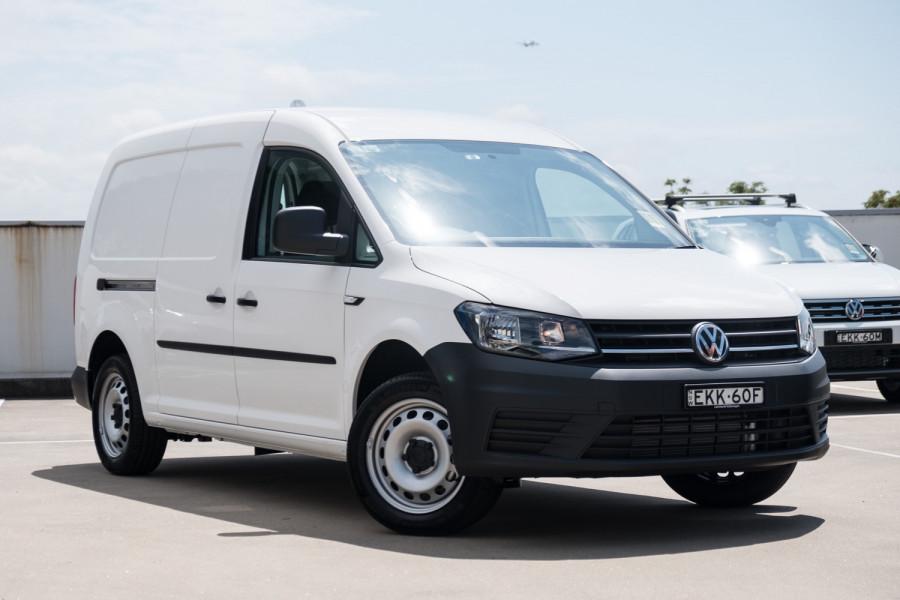 2020 Volkswagen Caddy 2K Maxi Van Van Image 1