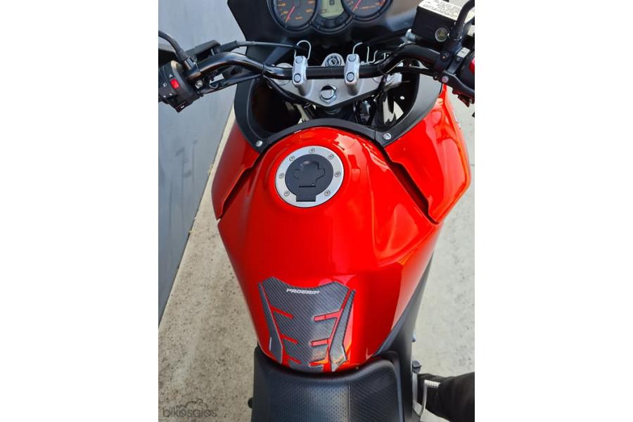 2009 Suzuki V-Strom 650 Motorcycle