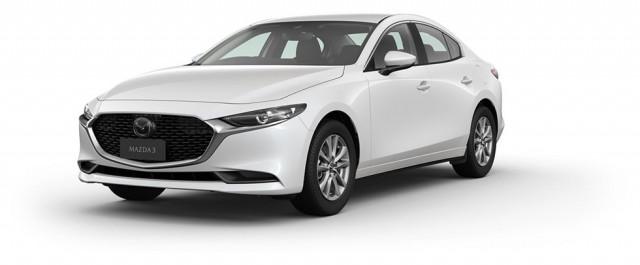 2020 Mazda 3 BP G20 Pure Sedan Sedan Mobile Image 2