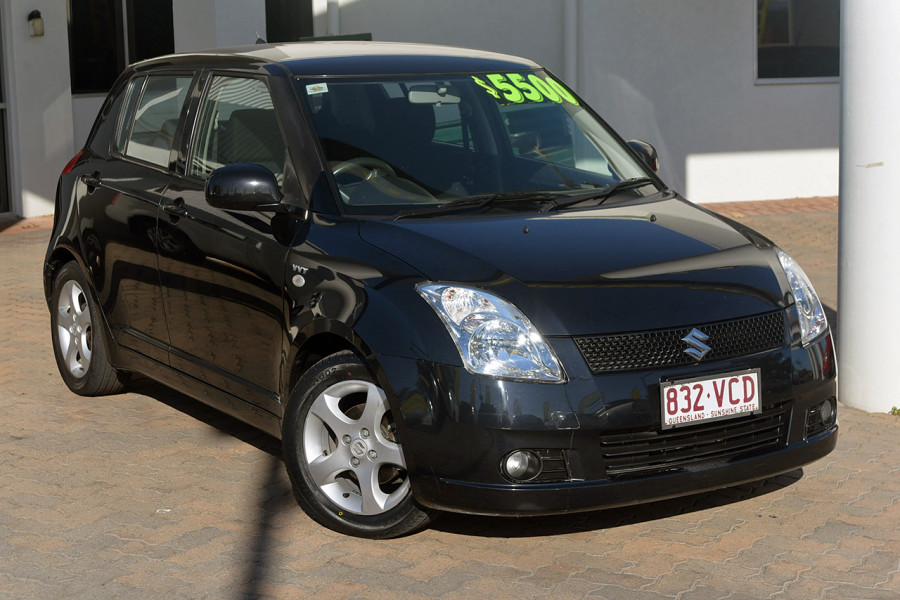 2006 Suzuki Swift RS415 RS415 Hatchback Mobile Image 1