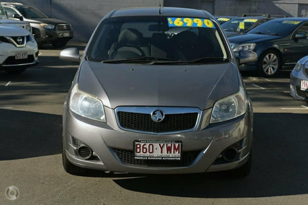 2008 MY09 Holden Barina TK MY09 Hatchback Image 2