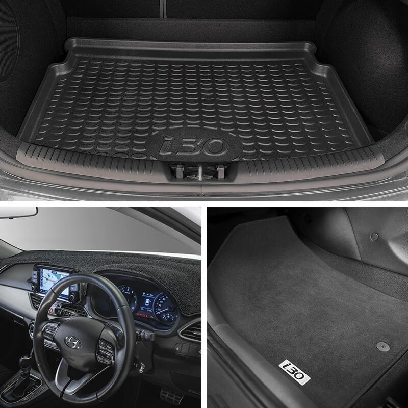 Interior – Elite and N Line Premium.