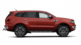 2020 MY20.75 Ford Everest UA II Titanium 4WD Suv
