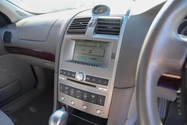 2003 Ford Fairmont BA Sedan Image 14
