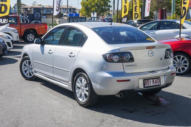 2006 Mazda 3 BK Series 1 Neo Sedan Image 2