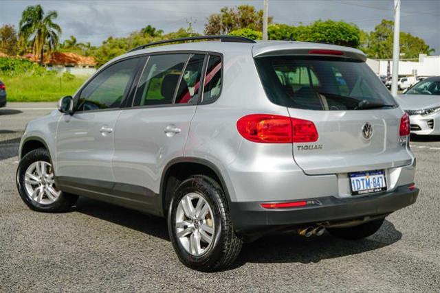 2011 Volkswagen Tiguan 103TDI