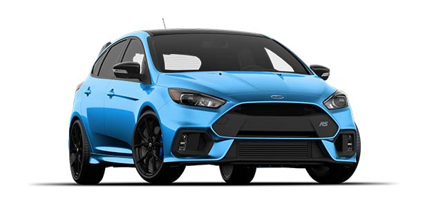 2018 MY17.5 (RS Model) Ford Focus LZ RS Limited Edition Other