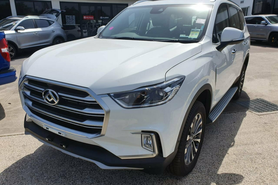 2019 LDV D90 SV9A Deluxe Suv