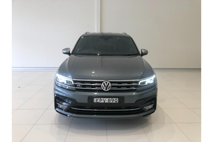 2019 Volkswagen Tiguan 5N Turbo 162TSI Highline Alls Suv