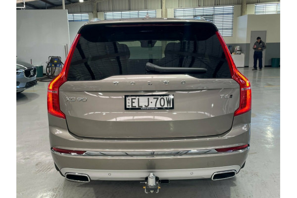2020 MY21 Volvo XC90 L Series MY21 T6 Geartronic AWD Inscription Suv Image 5