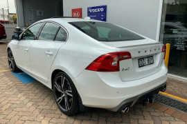 2016 MY17 Volvo S60 F Series T5 Adap Geartronic R-Design Sedan