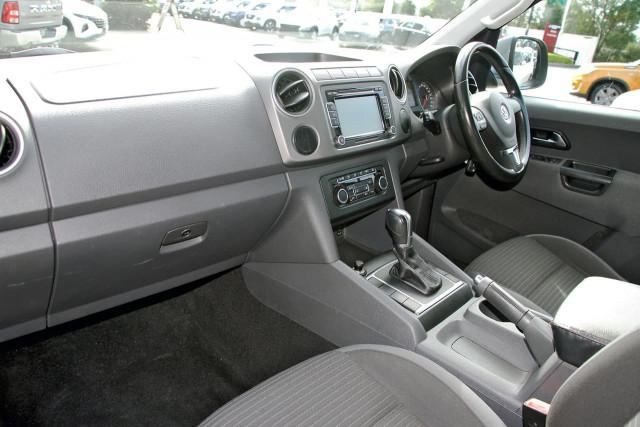 2013 Volkswagen Amarok 2H MY14 TDI420 Highline Utility Image 8
