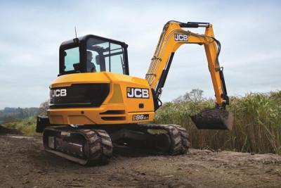 New JCB 86C-1 Excavator
