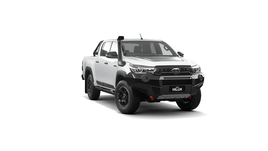 HiLux 4x4 Rugged X <span>Double-Cab Pick-Up | Turbo-Diesel | Auto</span>