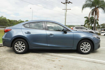 2016 Mazda 3 BM Series Touring Sedan Image 4