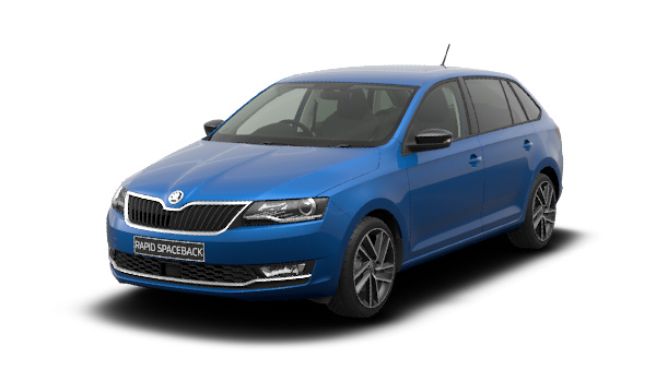 2018 MY19 Skoda Rapid NH 92TSI Wagon