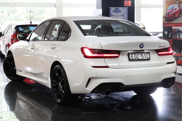 2019 BMW 3 Series G20 330e M Sport Sedan Image 2