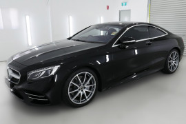 2018 Mercedes-Benz S Class S560 Coupe Image 3