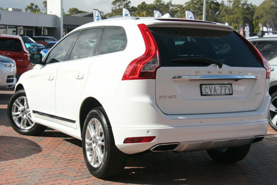 2013 Volvo XC60 DZ MY13 D4 Geartronic Teknik Suv Mobile Image 3