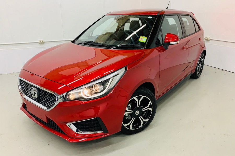 2019 MY18 MG MG3 SZP1 Excite Hatch
