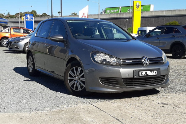 Volkswagen Golf BlueMOTION VI