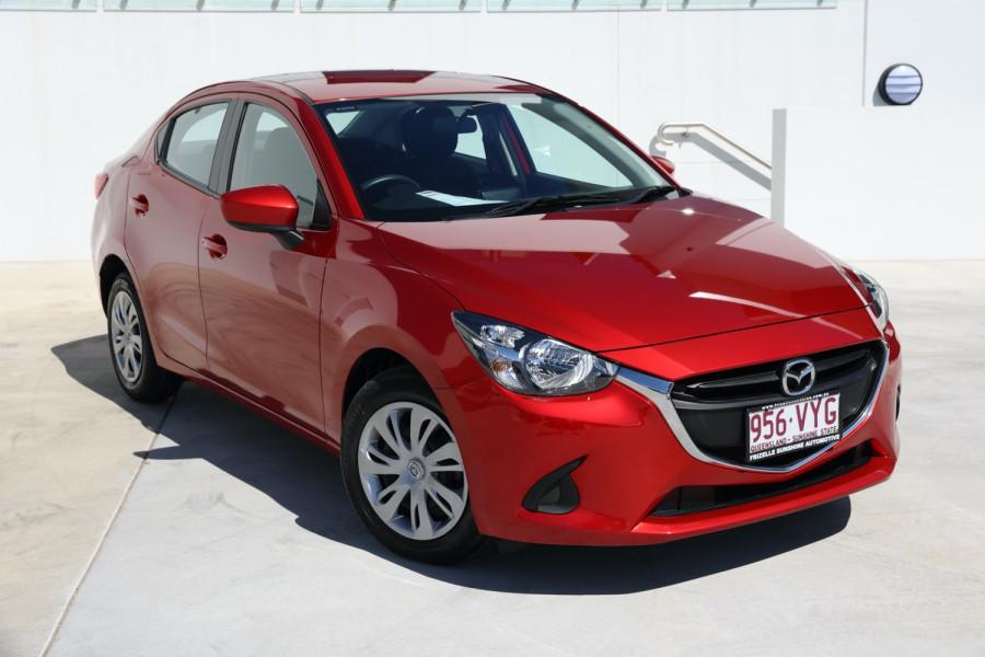 2015 Mazda 2 DL2SAA Neo Sedan Image 1