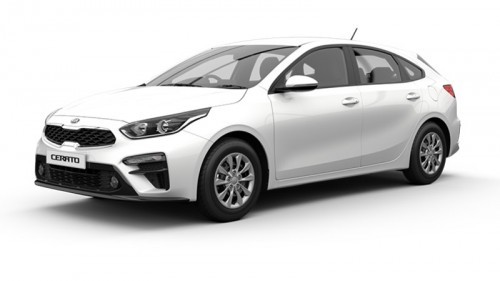 DEMO 2020 KIA CERATO HATCH S