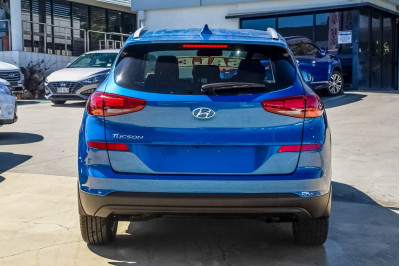 2020 Hyundai Tucson TL3 MY21 Elite Suv Image 5