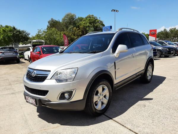 2011 Holden Captiva CG Series II 5 Suv