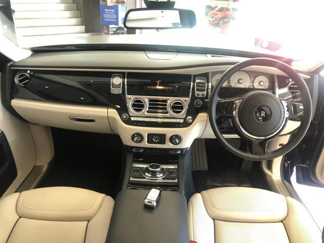 2015 Rolls-royce Ghost 664S Series II MY16 Sedan