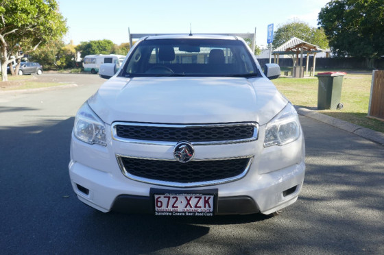 2013 Holden Colorado RG LX