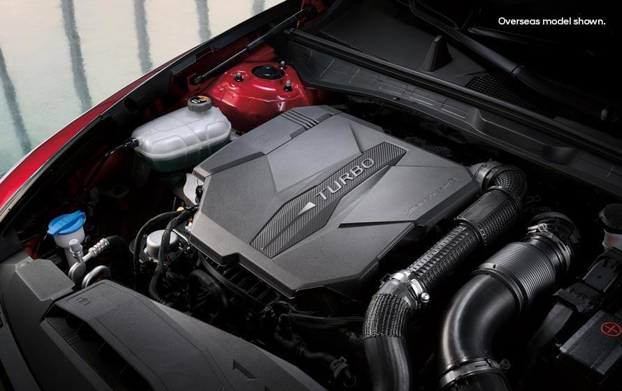 Sonata N Line New Smartstream 2.5L T-GDi.