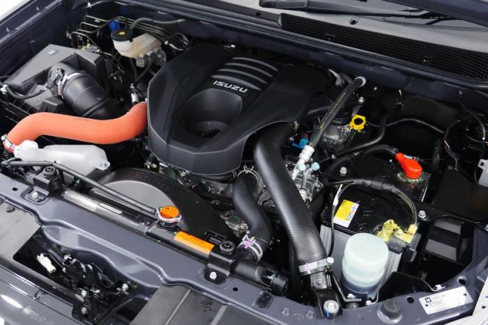 2019 Isuzu UTE MU-X LS-T 4x4 Wagon Image 24
