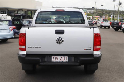 2019 Volkswagen Amarok 2H MY20 TDI550 Core Utility Image 3