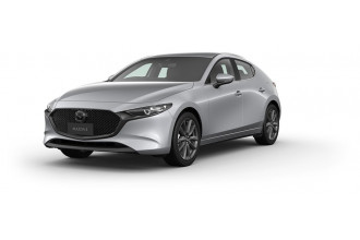 2021 Mazda 3 BP G25 Evolve Hatchback Image 2