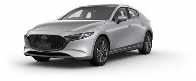 2021 Mazda 3 BP G25 Evolve Hatchback Mobile Image 2