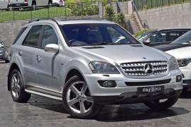 Mercedes-Benz Ml320 Cdi W164