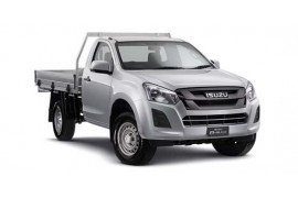 Isuzu UTE D-MAX 4x2 SX Single Cab Chassis High-Ride --