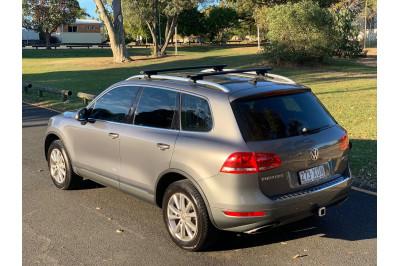 2013 Volkswagen Touareg 7P MY13 150TDI Suv Image 5