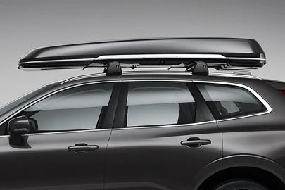 Roof box, designed by Volvo Cars Image